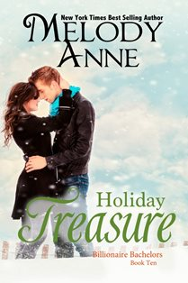 ROMANTIC PICKS #CONTEMPORARY #HOLIDAYREAD Holiday Treasure by MelodyAnne