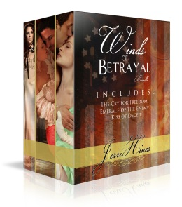 ROMANTIC PICKS #HISTORICAL SPOTLIGHT- Winds of Betrayal Series by Jerri Hines