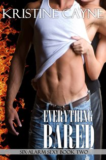ROMANTIC PICKS #SUSPENSE SPOTLIGHT- Everything Bared by Kristine Cayne