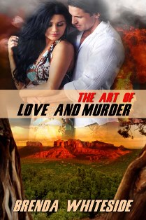 ROMANTIC PICKS #FRIDAYFINDS #CONTEMPORARY The Art of Love and Murder by BrendaWhiteside