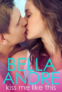 ROMANTIC PICKS #CONTEMPORARY #ROMANCE – Kiss Me Like This by Bella Andre