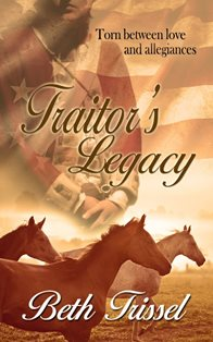 ROMANTIC PICKS #FRIDAYFINDS #HISTORICAL Traitor's Legacy by BethTrissel