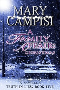 ROMANTIC PICKS CELEBRATES CHRISTMAS! A Family Affair Christmas by Mary Campisi#HolidayRead