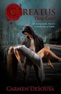 ROMANTIC PICKS #SUMMERREADS #PARANORMAL  Creatus They Exit by CarmenDeSousa