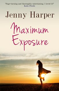 ROMANTIC PICKS #CONTEMPORARY Maximum Exposure by Jenny Harper