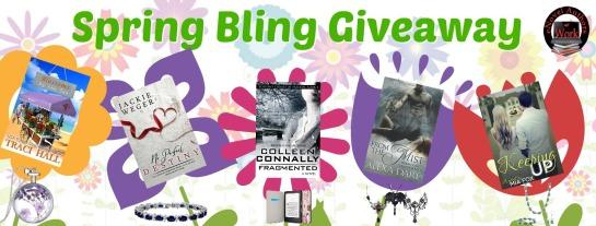 Spring Bling Giveaway Banner