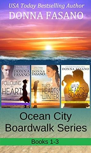 The Ocean City Boardwalk Series (2)