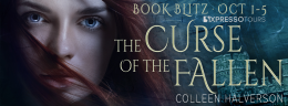 ROMANTIC PICKS The Curse of the Fallen by Colleen Halverson #NEWRELEASE
