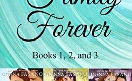 #ROMANTICPICKS #DEALOFTHEWEEK Donna Fasano ~ A FAMILY FOREVER #BOOKBUNDLEBARGAIN