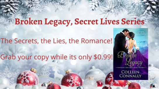 Broken Legacy, Secret Lives Series